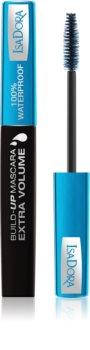 IsaDora Build-Up mascara extra volume waterproof