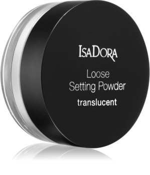 IsaDora Loose Setting Powder Translucent loses transparentes Puder