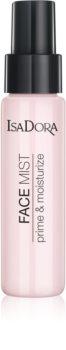 IsaDora Face Mist Prime & Moisturize spray pod makijaż pod podkład