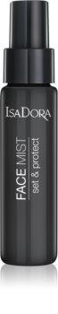 IsaDora Face Mist Set & Protect spray fixateur de maquillage