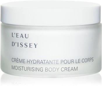 Issey Miyake L'Eau d'Issey crème pour le corps pour femme