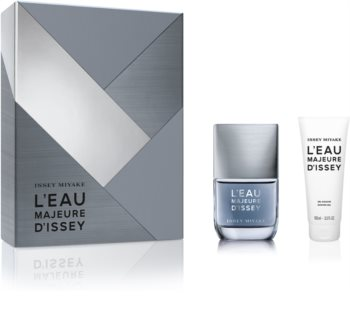 Issey Miyake L'Eau Majeure d'Issey confezione regalo I. per uomo