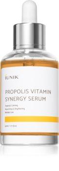 iUnik Propolis Vitamin регенериращ и озаряващ серум