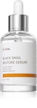iUnik Black Snail регенериращ серум против бръчки