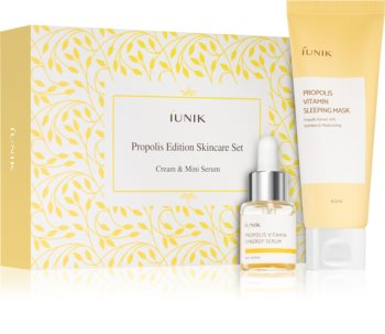 iUnik Propolis Vitamin sada (pro rozjasnění a hydrataci)
