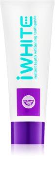 iWhite Instant dentífrico branqueador