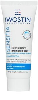 Iwostin Sensitia crème hydratante yeux peaux sensibles