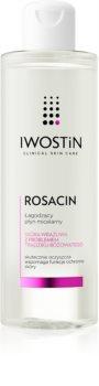 Iwostin Rosacin eau micellaire apaisante pour peaux sujettes aux rougeurs