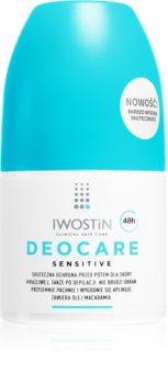 Iwostin Deocare Sensitive antitraspirante roll-on per pelli sensibili