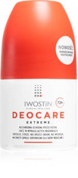 Iwostin Deocare Extreme Antiperspirant roll-on   72 timer