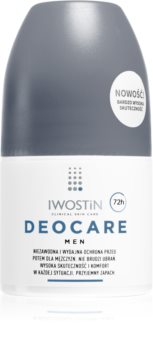 Iwostin Deocare Men antitraspirante roll-on per uomo