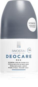 Iwostin Deocare Men deodorant roll-on antiperspirant pentru barbati