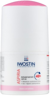 Iwostin Aspiria antitraspirante roll-on idratante e lenitivo