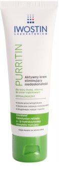 Iwostin Purritin cream activa de zi impotriva imperfectiunilor pielii