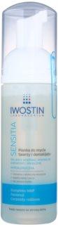 Iwostin Sensitia čisticí a odličovací pěna pro citlivou a alergickou pleť