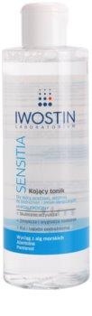 Iwostin Sensitia tónico facial  limpiador para pieles sensibles y alérgicas