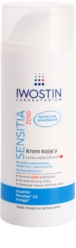 Iwostin Sensitia Zero crema calmante de textura ligera para pieles sensibles y alérgicas