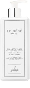 Jacadi Le Bébé água de limpeza para pele de bebé