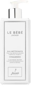 Jacadi Le Bébé agua limpiadora para la piel del bebé