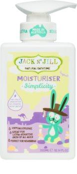 Jack N' Jill Simplicity подхранващ лосион за тяло за деца