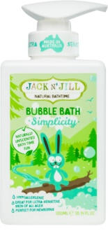 Jack N' Jill Simplicity Bath Foam for Kids