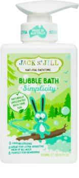 Jack N' Jill Simplicity αφρόλουτρο μπάνιου για παιδιά