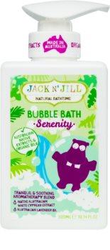 Jack N' Jill Serenity Bath Foam for Kids