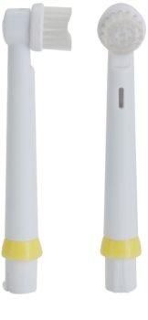 Jack N' Jill Buzzy Brush cabeças de reposição para escova de dentes soft