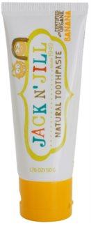 Jack N' Jill Natural natürliche Zahnpasta für Kinder