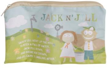 Jack N' Jill Jack N' Jill Sleepover saco de algodão natural