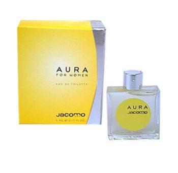 Jacomo Aura Women Eau de Toilette για γυναίκες