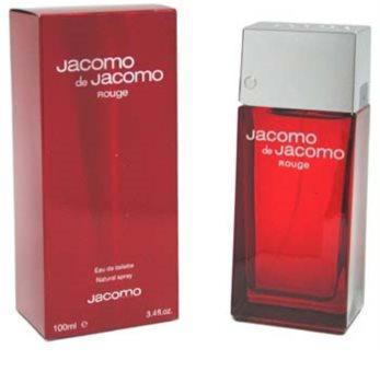 Jacomo Rouge eau de toilette pentru bărbați