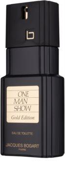 Jacques Bogart One Man Show Gold Edition Eau de Toilette para homens