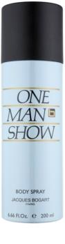 Jacques Bogart One Man Show spray corporal para homens