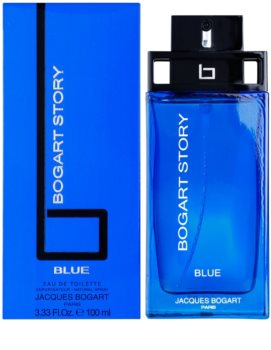Jacques Bogart Bogart Story Blue Eau de Toilette για άντρες