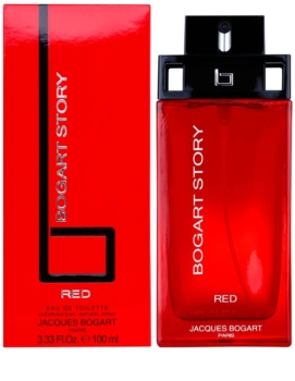 Jacques Bogart Bogart Story Red туалетна вода для чоловіків