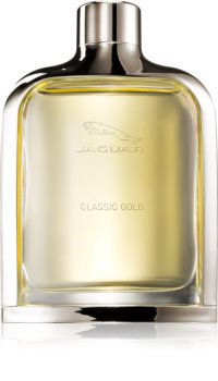 Jaguar Classic Gold eau de toilette for Men