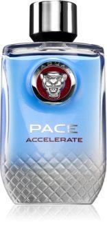 Jaguar Pace Accelerate Eau de Toilette pentru bărbați
