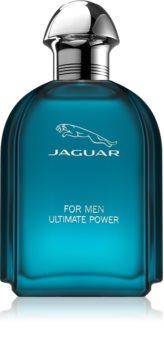 Jaguar For Men Ultimate Power Eau de Toilette pentru bărbați