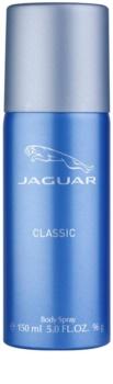 Jaguar Classic Blue deodorant Spray para homens 150 ml