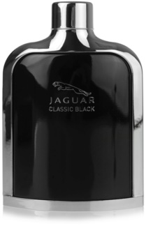 Jaguar Classic Black Eau de Toilette para homens