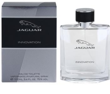 Jaguar Innovation Eau de Toilette pour homme