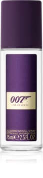 James Bond 007 James Bond 007 for Women III deodorant s rozprašovačem pro ženy