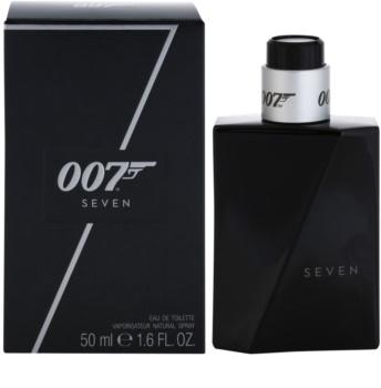 James Bond 007 Seven Eau de Toilette pentru bărbați