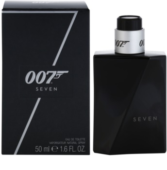 James Bond 007 Seven Eau de Toilette uraknak