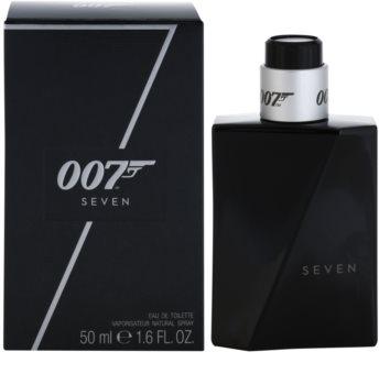 James Bond 007 Seven Eau de Toilette voor Mannen