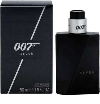 James Bond 007 Seven voda po holení pre mužov