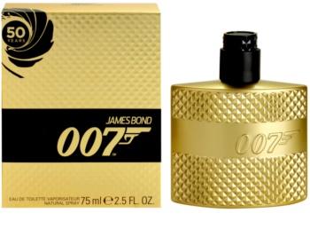 James Bond 007 James Bond 007 Limited Edition Eau de Toilette para homens 75 ml