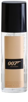 James Bond 007 James Bond 007 for Women desodorizante vaporizador para mulheres
