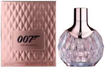 James Bond 007 James Bond 007 For Women II parfumovaná voda pre ženy
